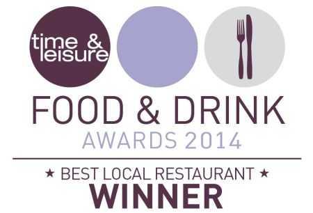 Aya Food Awards Winner Best Local Restaurant 2014