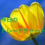 昨日のトレードチャート EURAUD 3/8