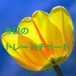 今日のトレードチャート AUDJPY  4/7
