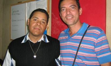 Anciano (Pastor) Leonardo y hermano Raiberth de Barquisimeto