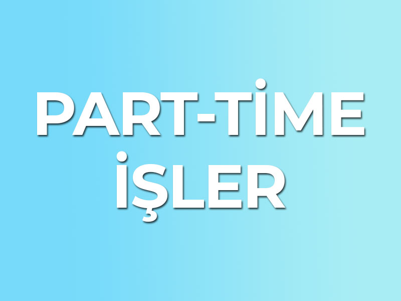 Part-Time-İşler