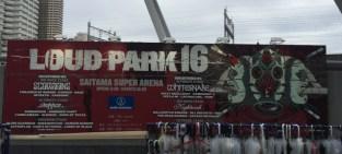 Loud Park 16 @ Saitama Super Arena