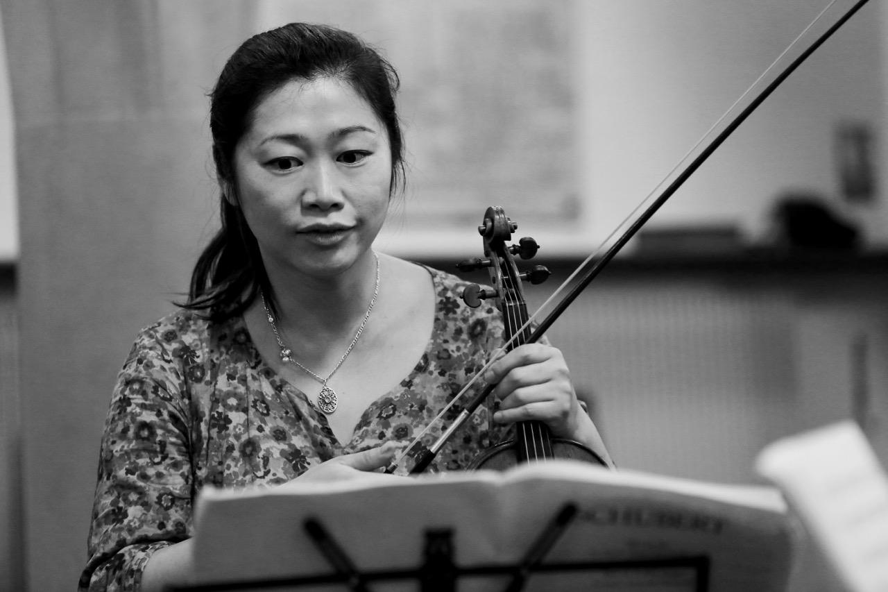 Ayako Tanaka violon