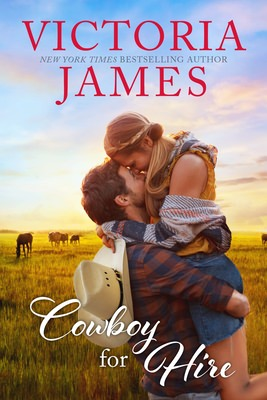 Review: Cowboy for Hire by Victoria James