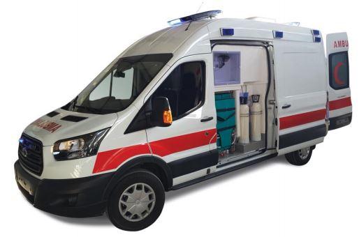 Yoğun Bakım Ambulansı