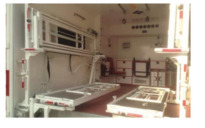4 Hasta Taşıma Ambulansı