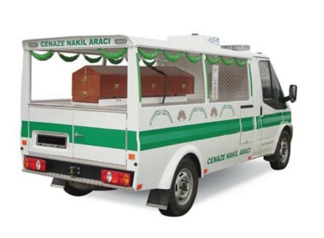Cenaze Taşıma Aracı