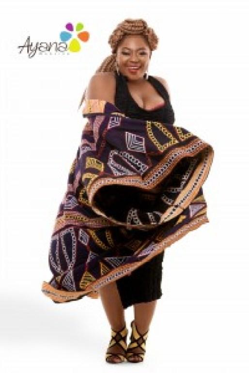 yi bai artiste africaine
