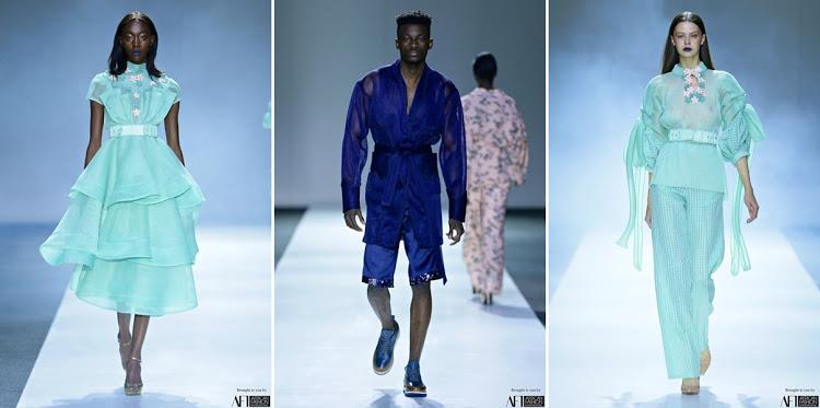 Le meilleur de la Fashion Week de Jo'bourg