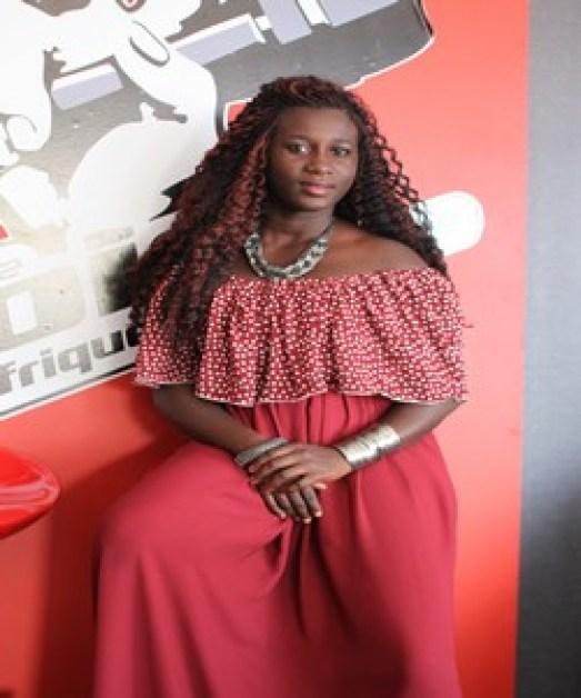 Victoire, finalistes de The Voice Afrique Francophone