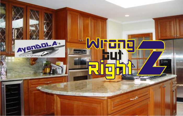 WRONG BUT RIGHT?: CHAPTER TWO