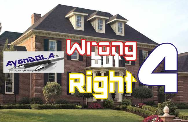 WRONG BUT RIGHT?: CHAPTER FOUR