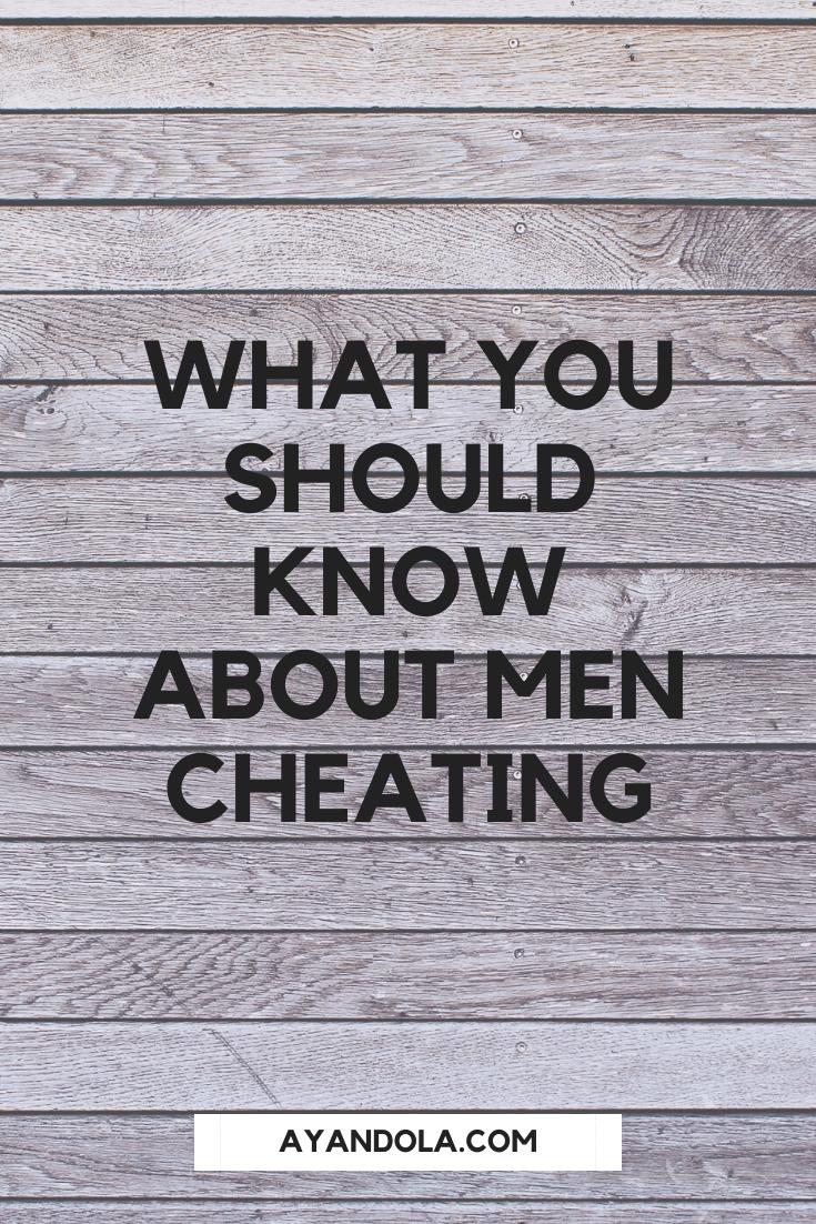 MEN CHEATING