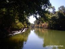The Waterhouse River at Mataranka
