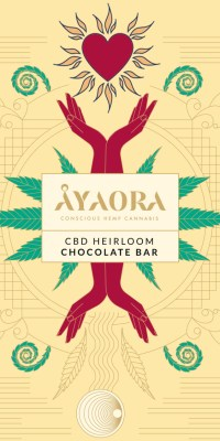 CORAZON: Heirloom CBD Chocolate Bar