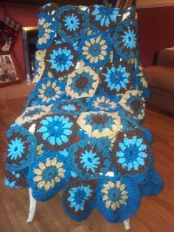 mandala blanket