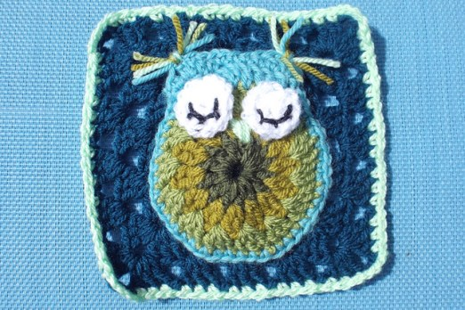 owl design by Janette Williams