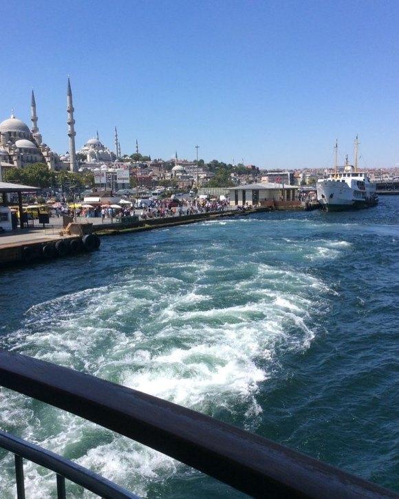 من اسطنبول الى بورصه بالعباره