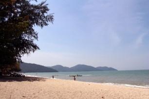 Lovely Batu Feringgi Beach - Penang Island