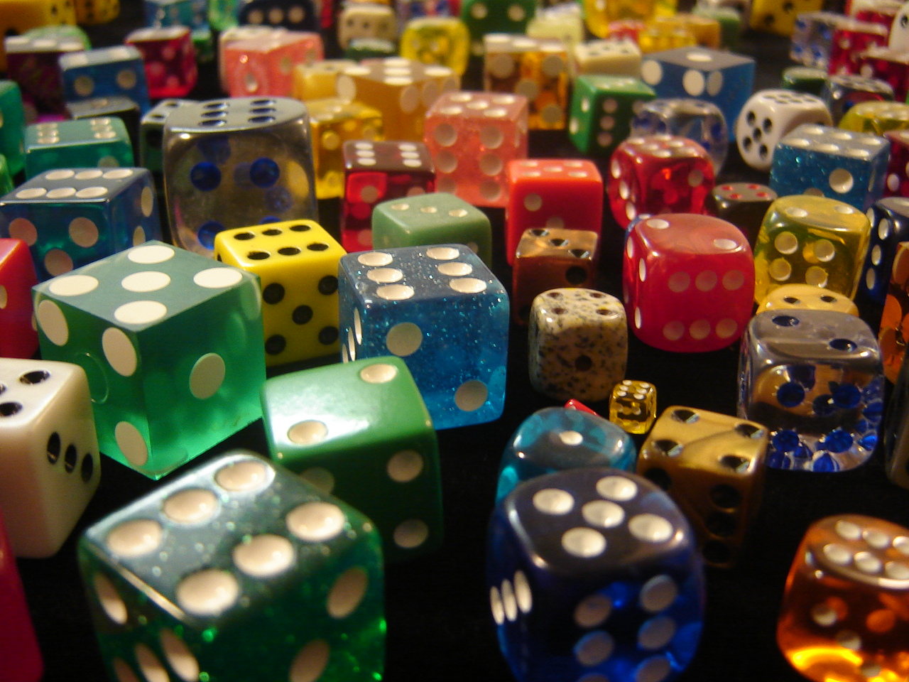 Image result for many dice