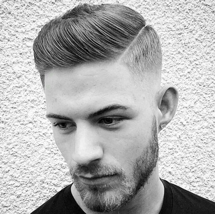Do you know how many undercut men hairstyles are there? Männer Frisuren Scheitel Kurz | Ayayhome