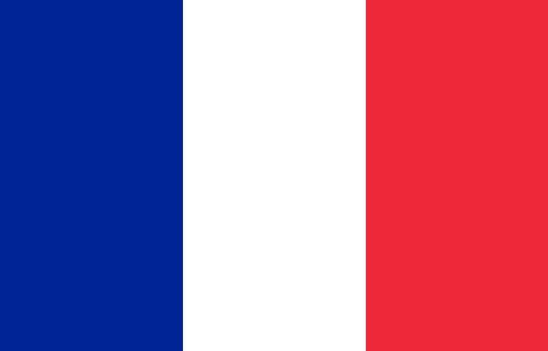 フランス 国旗