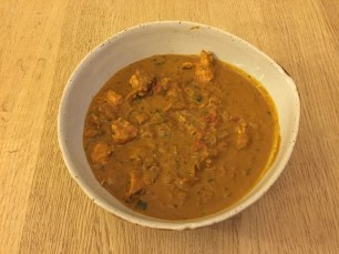 Chicken Lahori curry
