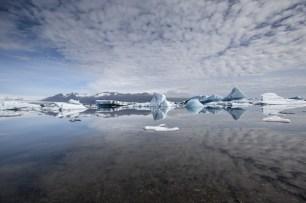 Jökulsárlón glaciar lagoon