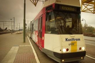 Kusttram, Belgium