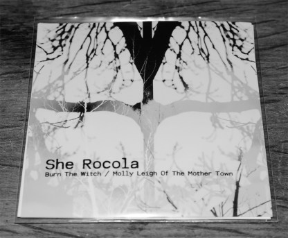 She Rocola-Molly Leigh Of The Mother Town-Owl Light Edition-A Year In The Country-front cover