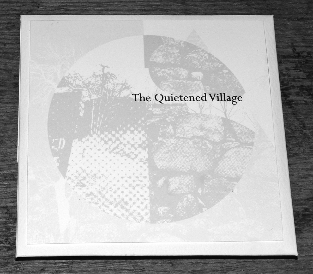The Quietened Village – Dawn Light Edition in Fold-out Sleeve