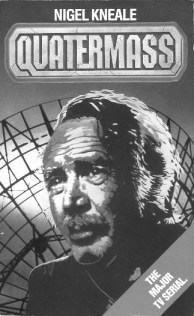 Day 14-Nigel Kneale Quatermass book-A Year In The Country