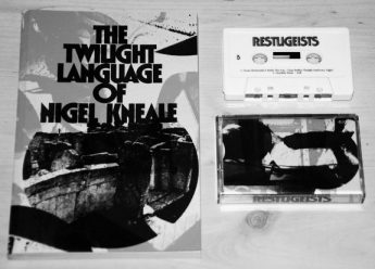 Day 14-The Twilight Language Of Nigel Kneale-Strange Attractor-A Year In The Country