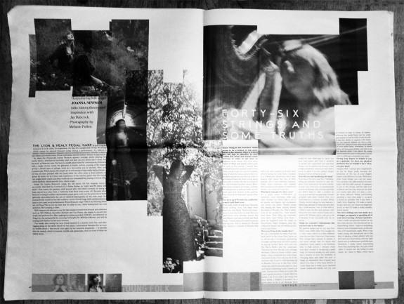 Joanna Newsom-3-Arthur Magazine-A Year In The Country