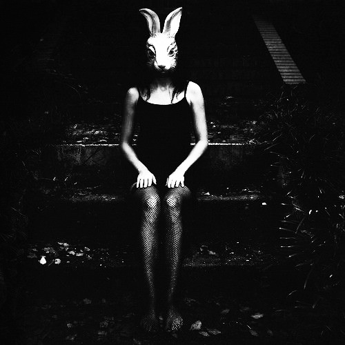 Anthromorphic Leporids-via Becky Wells on Pinterest-rabbits-bunnies-folklore-A Year In The Country 8
