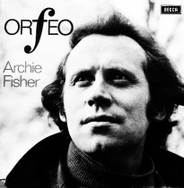 Archie Fisher-Orfeo-Decca vinyl album-folk-A Year In The Country