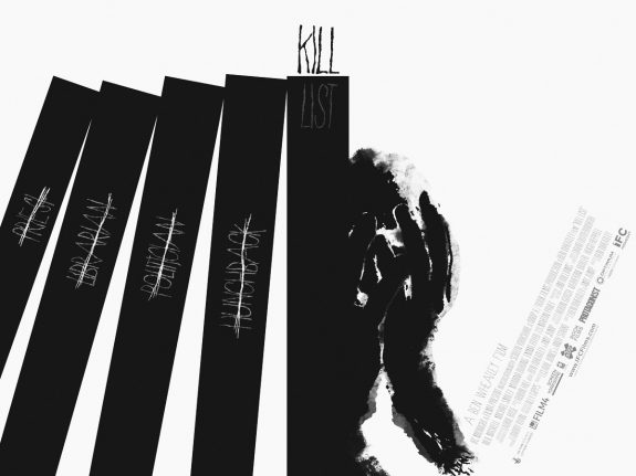 Kill List-Ben Wheatley-A Year In The Country-Iron Jaiden-Mondo posters