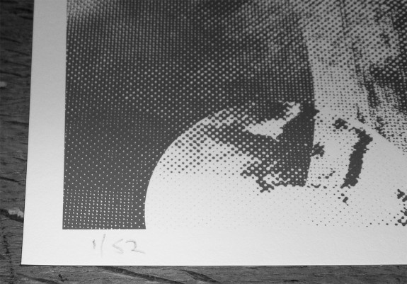 Artifact 25-Hello Earth (#2) archival print-A Year In The Country