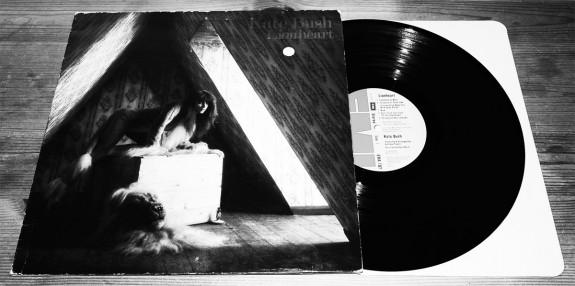 Kate Bush-Lionheart-vinyl-A Year In The Country