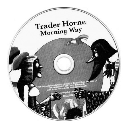 Morning Way-Trader Horne-Judy Dyble-A Year In The Country-disc