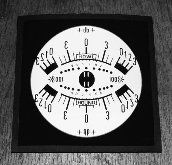 Howlround-Robin The Fog-Chris Weaver-Dusk Edition-front of sleeve