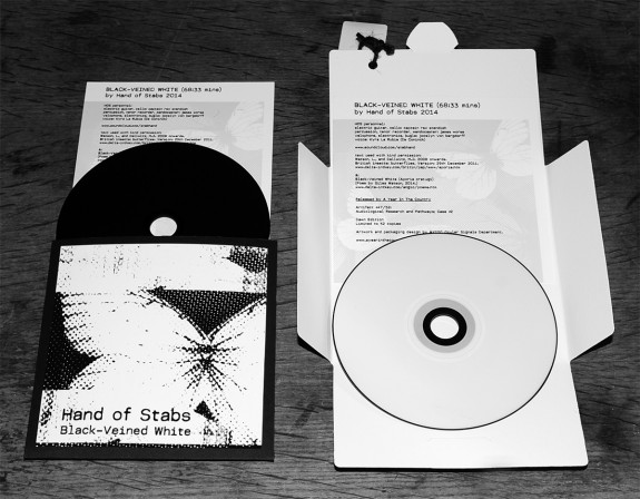 Hand of Stabs-Black-Veined White-Dusk and Dawn Editions-both opened-A Year In The Country