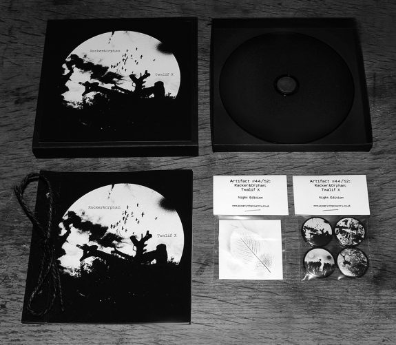 Twalif X-Orphan & Racker-David Orphan-Samandtheplants-N Racker-Folklore Tapes-A Year In The Country-parts-narrower border