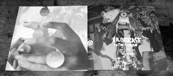Broadcast-booklet included with initial vinyl represses-Julian House-Warp-A Year In The Country-2