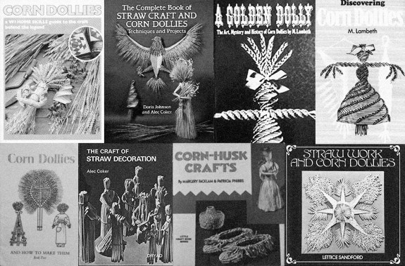 Corn Husk Dolly And Crafts books-A Year In The Country-4