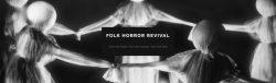 Folk Horror Revival website logo
