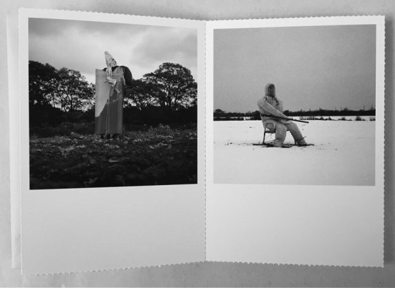 Peter Mitchell-RRB Photo books-postcards 2-scarecrows-Some Thing means Everything to Somebody
