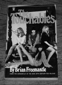 The Touchables-Brian Freemantle-book-novelisation-Robert Freeman 1968 film