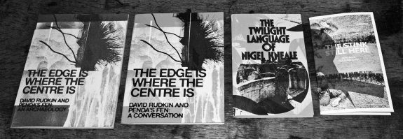 Texte und Tone-The Edge Is Where The Centre Is-Nigel Kneale-David Peace-The Stink Still Here