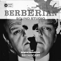 Berberian Sound Studio-soundtrack album-Broadcast-Warp-Julian House-Intro Design Agency